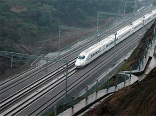 改建铁路遂宁至重庆线增建第二线工程