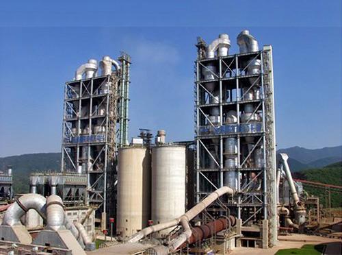 达州海螺水泥生产线余热发电项目
