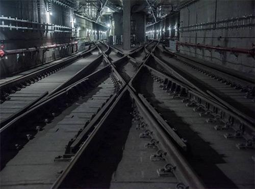 成都地铁5号线一二期工程南段