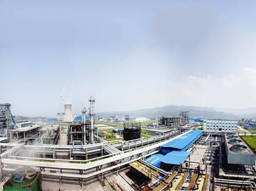 江安县阳春工业园区