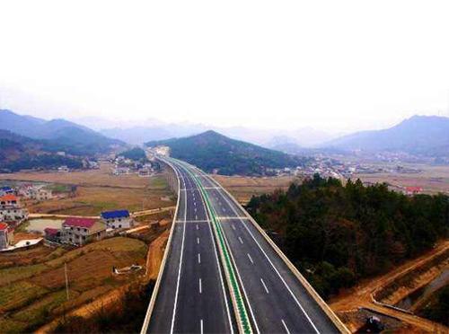 成都至绵阳高速公路复线BOT项目